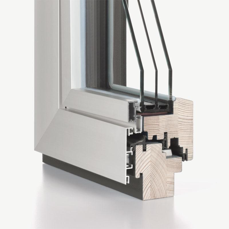 Holz alu fenster vorteile  Holzwerkstätten Lindner| Holz-Alu-Fenster |