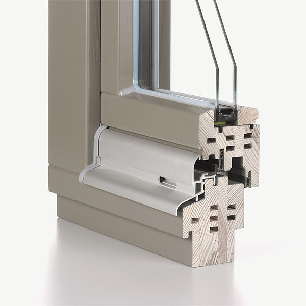 Holzfenster IV 68 Thermo