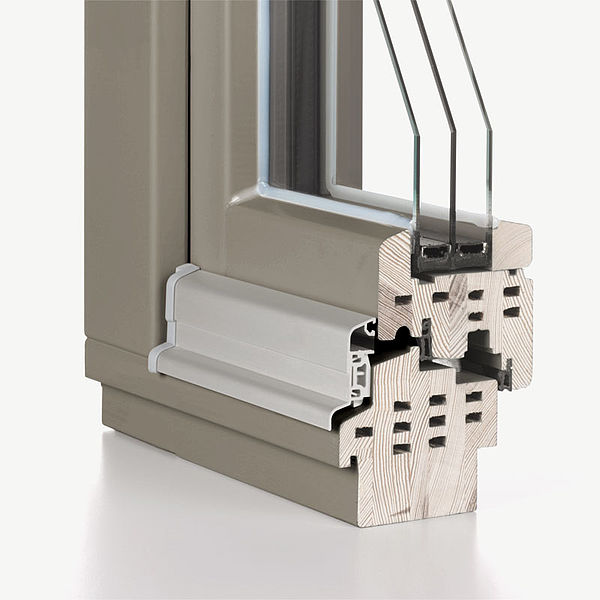 Holzfenster IV 88 Thermo